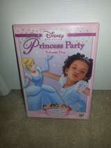 Disney's Princess Party Vol. 1 Celebrate Every Day Like A Princess! dvd in Camp Lejeune, North Carolina