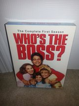 Who's The Boss? The Complete First Season dvd in Camp Lejeune, North Carolina