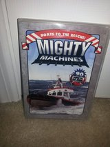 Mighty Machines:  Boats to the Rescue DVD in Camp Lejeune, North Carolina