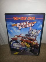 Tom and Jerry Movie: The Fast and the Furry DVD in Camp Lejeune, North Carolina