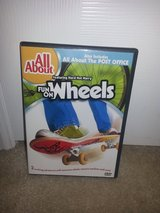 All About Fun on Wheels/All About The Post Office dvd in Camp Lejeune, North Carolina