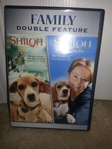 Shiloh and Shiloh Season dvd in Camp Lejeune, North Carolina