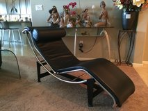 Le Corbusier chaise lounger chair in Travis AFB, California