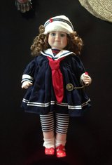 Brinns limited collectors edition porcelain DOLL 1995 in Kingwood, Texas