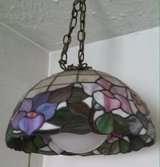 STAIN GLASS HANGING LAMP in Hampton, Virginia