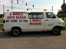 A- Mobile Auto Repair -- (931)-561-0363 in Clarksville, Tennessee