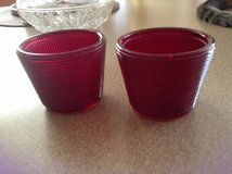 Red Votive Holders in Naperville, Illinois
