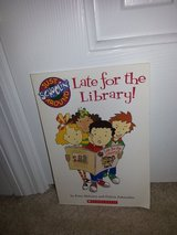 Late for the Library! book in Camp Lejeune, North Carolina