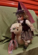 Mother Goose Porcelain Doll : Morgan Briattany in Houston, Texas