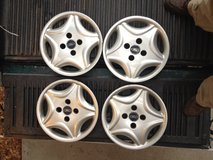 FULL SET OF 4 FORD CONTOUR WHEEL COVERS in Beaufort, South Carolina