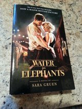 Water For Elephants by:Sara Gruen in Naperville, Illinois