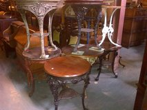 PUB TABLES INC ANGEL OF MONS AND BADEN POWELL RARE MODELS in Lakenheath, UK