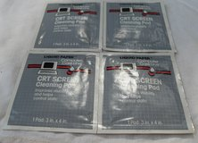 CRT Screen Cleaning Pad Still Sealed Dated in Kingwood, Texas