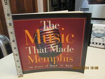 "Book:  ""The Music That Made Memphis - 50 Years Of Rock 'N Roll"" in Kingwood, Texas"